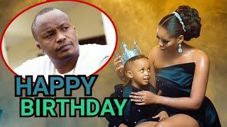 Birthday ya DYLAN: JAGUAR aandika haya achezea POVU, HAMISA na DIAMOND wamuandikia ya kwao