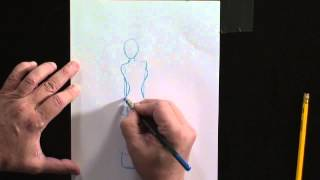 How to Draw a Mannequin