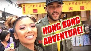 HONG KONG TRIP! | Liane V Vlogs