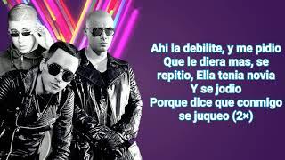 Wisin & Yandel, Bad Bunny - Dame Algo