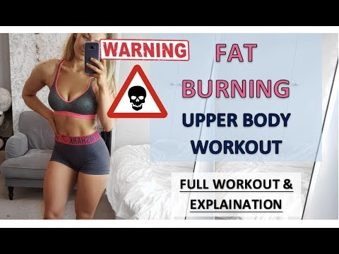 Gluteal fat burning workout