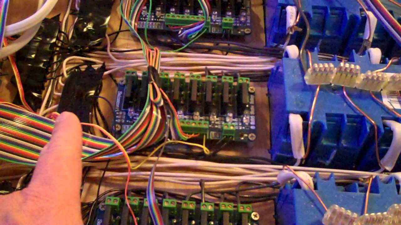 christmas lights control system part 19 version 2