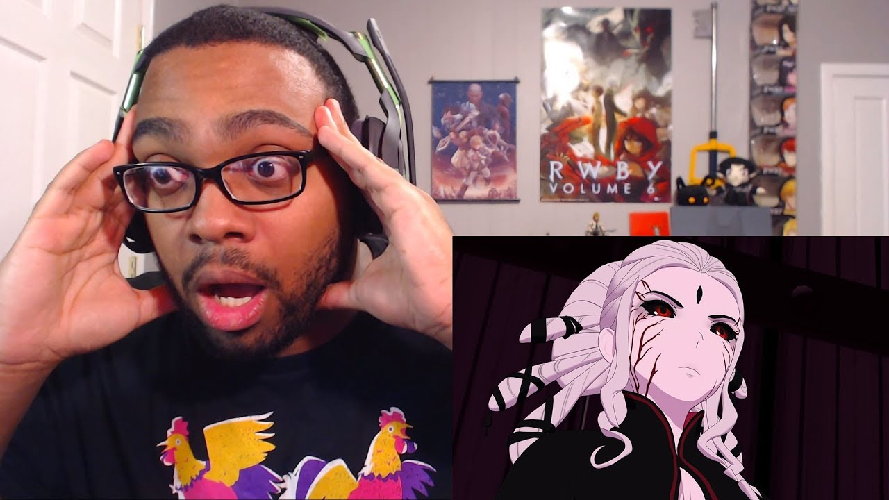 RWBY Volume 6 Chapter 4 Reaction - THE AFTERMATH