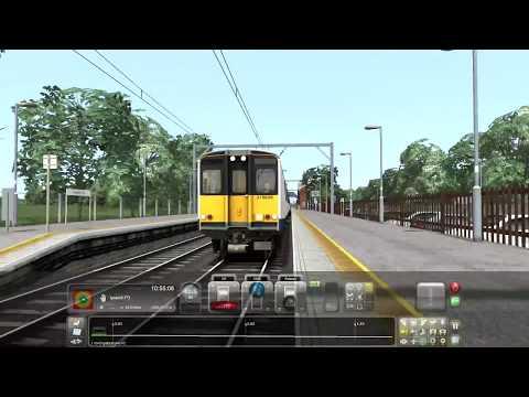 Train chadwell heath to ipswitch part 1 |