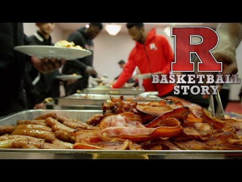 Rutgers Basketball Story - Travel