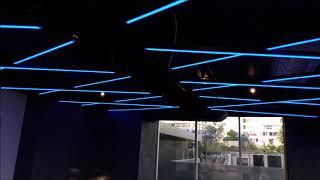 Instalación Cinta Led RGB Sala de Baile