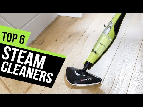 6 Best Steam Cleaners 2018 Reviews