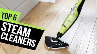 6 Best Steam Cleaners Reviews