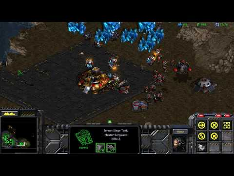StarCraft Remastered: Rebel Yell 07 - The Trump Card