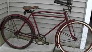 Hercules Bicycle circa 1915