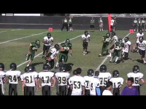 Aidan Kuykendall 9th Grade Quarterback