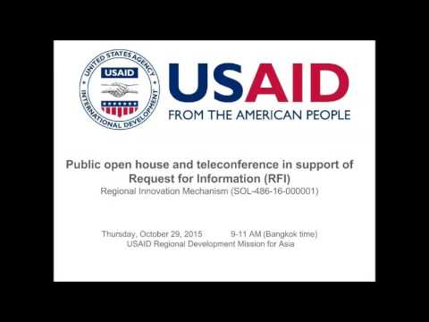 USAID Regional Development Mission for Asia