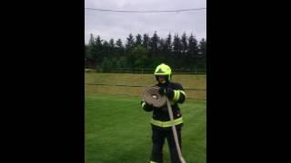 Jakub Kulhánek - Trénink-Železný hasič
