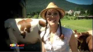 RTL9 Family n°256 : Sandra Lou se met au vert (Vercors)