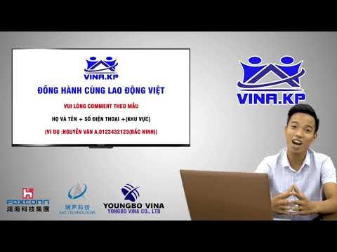 Bản Tin Tuyển Dụng, Việc Làm Bắc Ninh, Bắc Giang