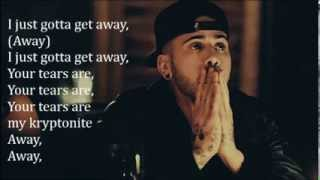 Danny Fernandes - Kryptonite [Lyrics on Screen]