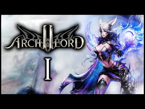 Archlord 2 | Épisode #1 Let's play découverte | Gameplay FR