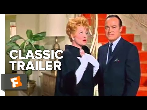 Critic's Choice (1963) Official Trailer - Bob Hope, Lucille Ball Comedy Movie HD