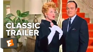 Critic's Choice (1963) Official Trailer - Bob Hope, Lucille Ball Comedy Movie HD