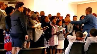 Gambar cover Ndikhumbul'eKalvari - Maranatha SDA Choir
