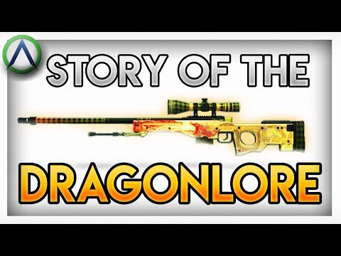 CSGO: Full Story Behind The Famous AWP | Dragonlore!