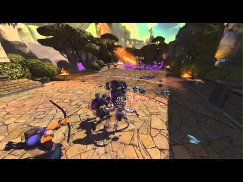 видео: smite фэнтези moba игра