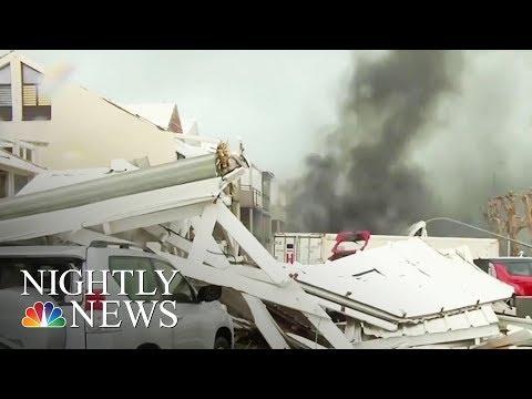 Hurricane Irma: Widespread Devastation In Barbuda And Other Caribbean Islands | NBC Nightly News