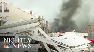 Irma  Widespread Devastation In Bermuda, Other Caribbean Islands   NBC Nightly News