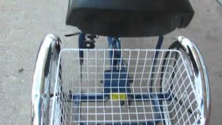 Trailmate EZ Roll Regal 3 Wheel Bicycle 3 SPEED