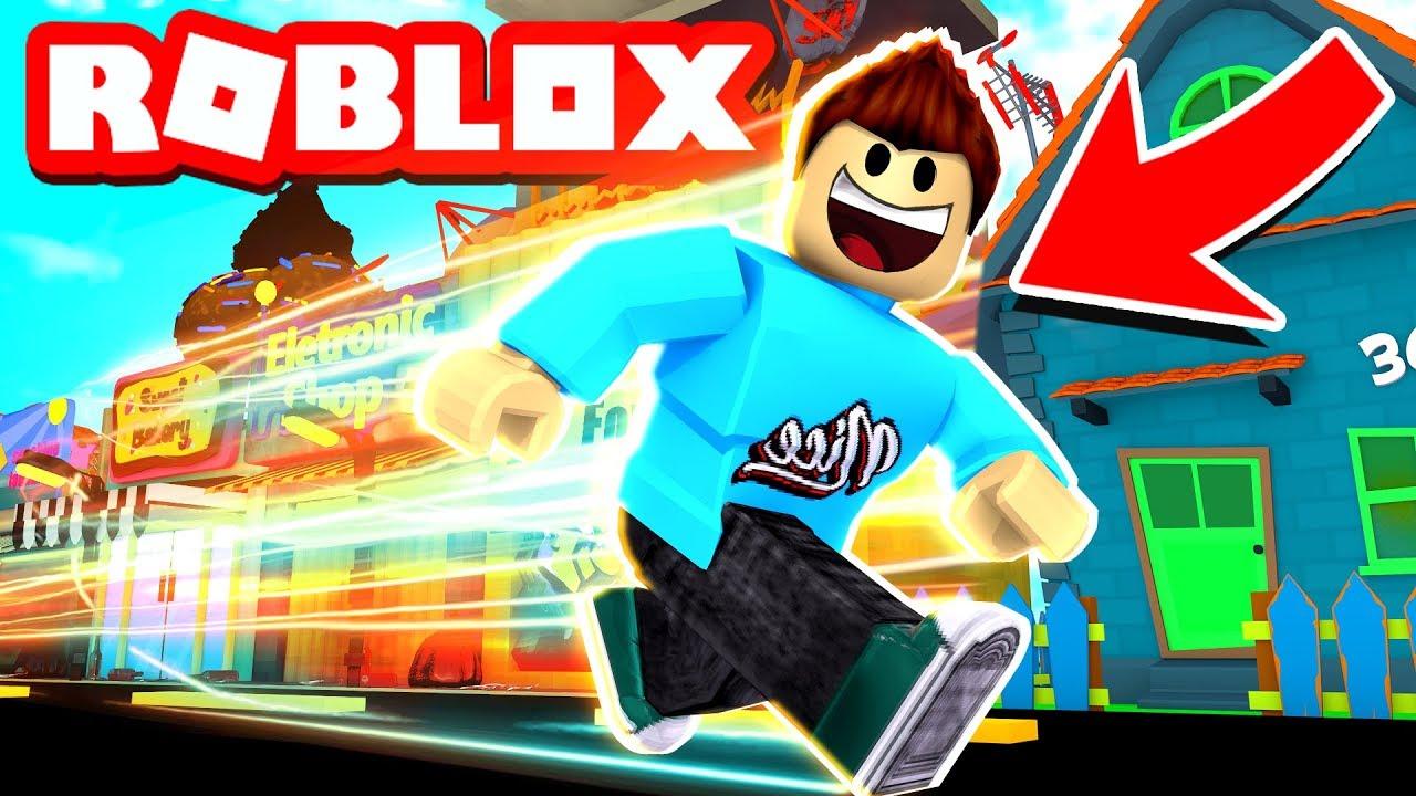 *NEW* ROBLOX SPEED SIMULATOR! - YouTube