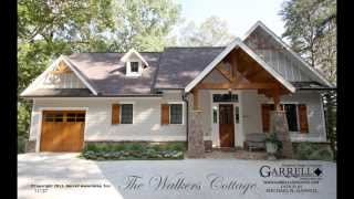 Michael W. Garrell Craftsman House Plans  1729 S.f. - 2850 S.f .ga 111