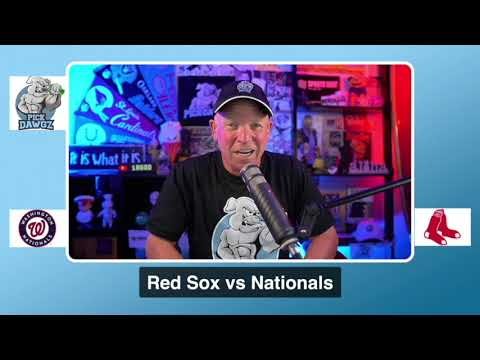 Boston Red Sox vs Washington Nationals Free Pick 8/28/20 MLB Pick and Prediction MLB Tips