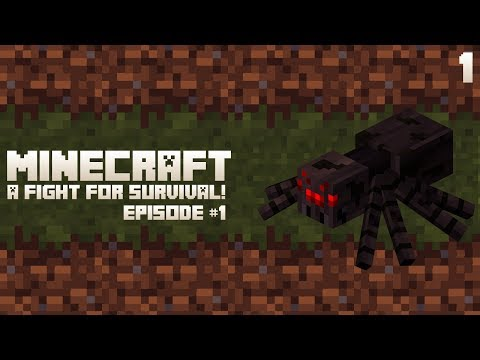 Minecraft: AN EPIC COMEBACK!! - A Fight For Survival! | Episode 1!