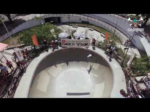 Osklen Surfing Concrete Session Cabs Viu