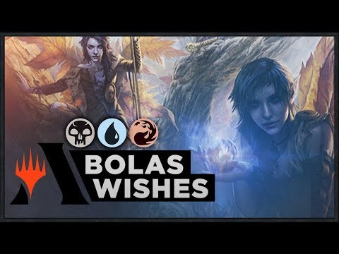 Bolas Wishes | Throne Of Eldraine Standard Deck (MTG Arena)