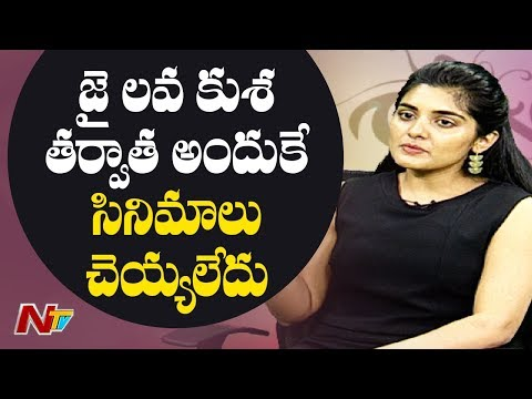 Reason Behind Not Doing Movies After Jai Lava Kusa : Nivetha Thomas | NTV