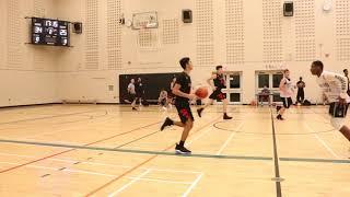 Halton Basketball Club vs Hamilton Grizzlies Highlights