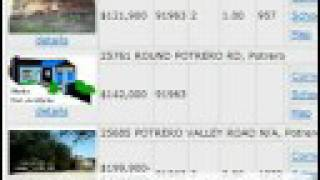 Homes for  Sale in POTRERO, CA , Search 91963 MLS  List