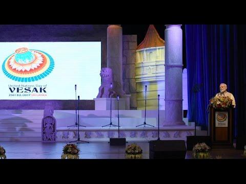 PM Narendra Modi at Opening Ceremony of International Vesak Day in Sri Lanka