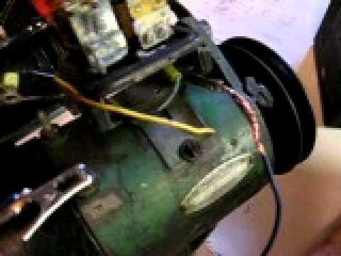 1963 Chevy Starter Wiring Diagram 6 Volt Generator Test Avi Youtube