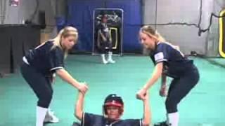 Softball Sliding Drill