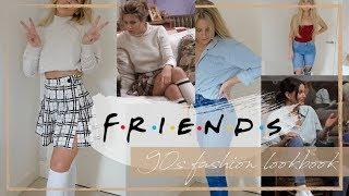 FRIENDS 90s LOOKBOOK | ASOS & PRETTYLITTLETHING HAUL