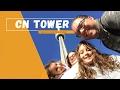 CN Tower, a torre que é o cartão postal de Toronto e seu restaurante