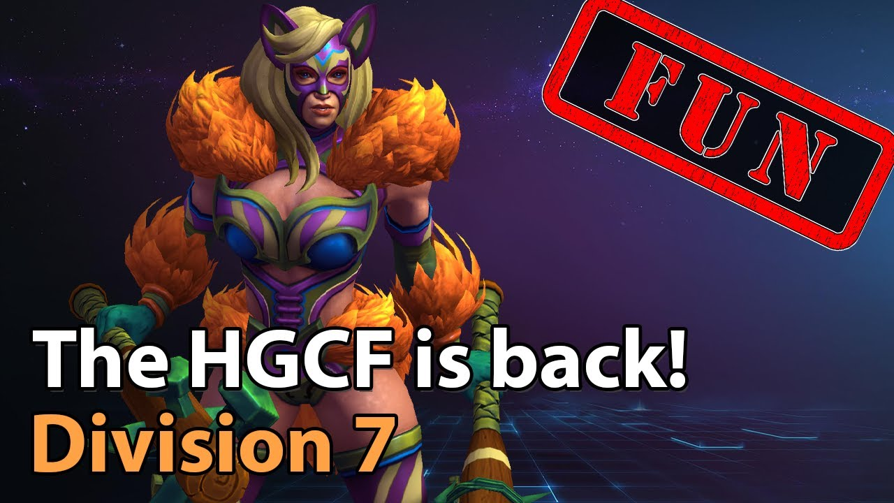 ► The Heroes Global Clown-Fiesta is back! - Division 7 - Heroes of the Storm Esports