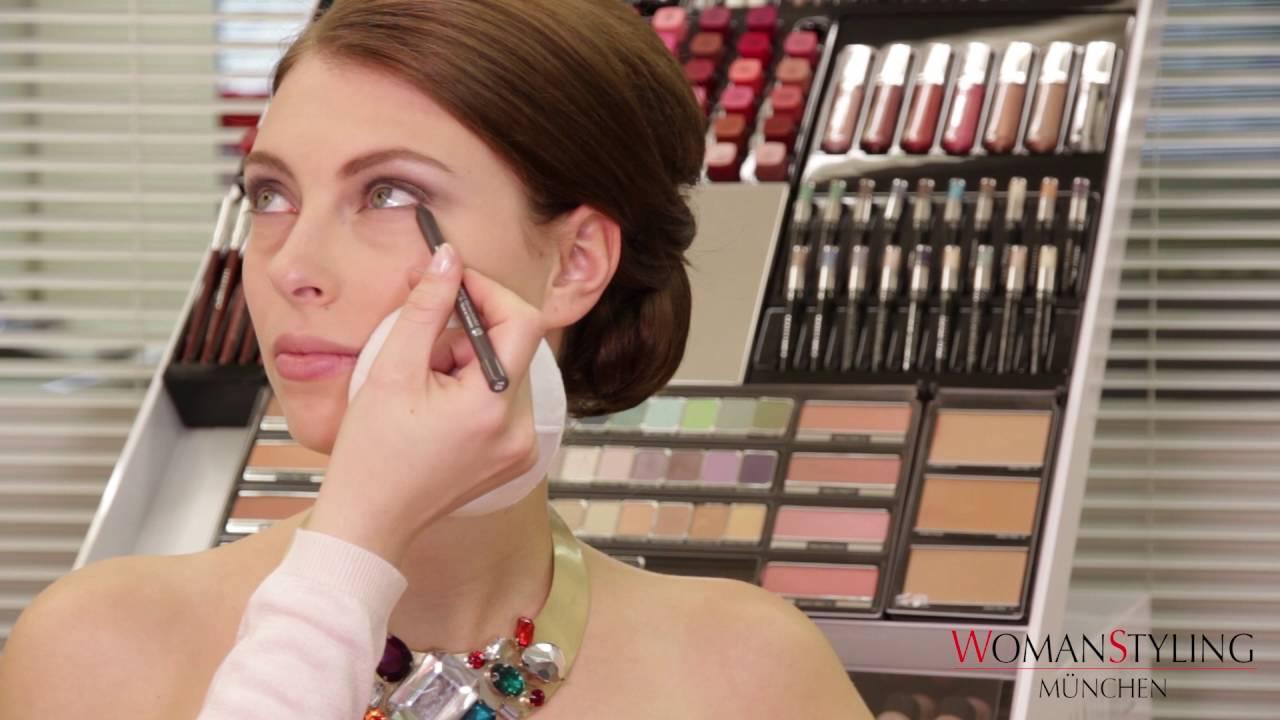 Braut Make Up Schminken Visagistin Youtube