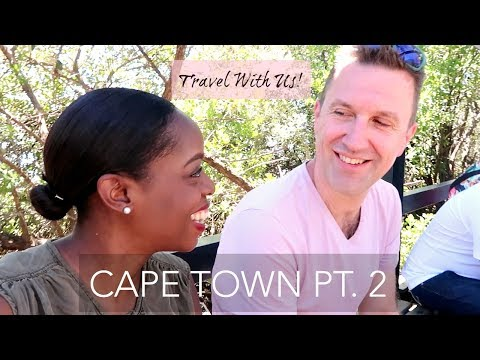CAPE TOWN PART 2 | AMAZING VIEWS AND SO MUCH MORE