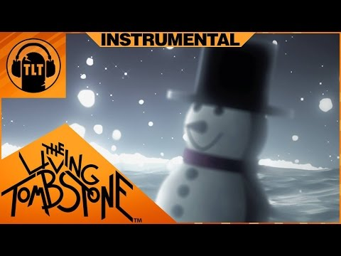 Carol of the Bells Instrumental- Christmas Song- The Living Tombstone