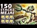 PEGUEI 150 STACKS NAS MEJAIS!! FIZZ MONO-ITEM GAMEPLAY! MatheusBT