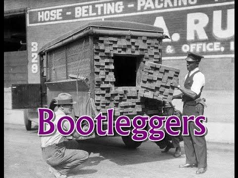 History Brief: Bootleggers