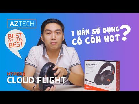 Đánh giá HyperX Cloud Flight gần 1 năm sử dụng - Chiếc tai nghe vượt ngoài mong đợi